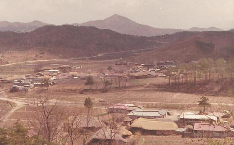 Village Beyond Camp Stanley 1973